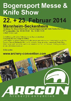 Bogenmesse Arc Con 2014